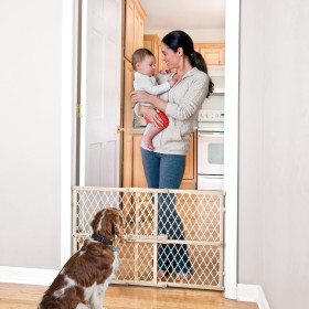 Position & Lock Baby Gate