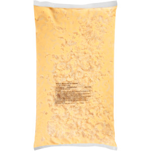 QUALITY CHEF Deluxe Macaroni & Cheese, 7 lb. Frozen Bag (Pack of 4) image