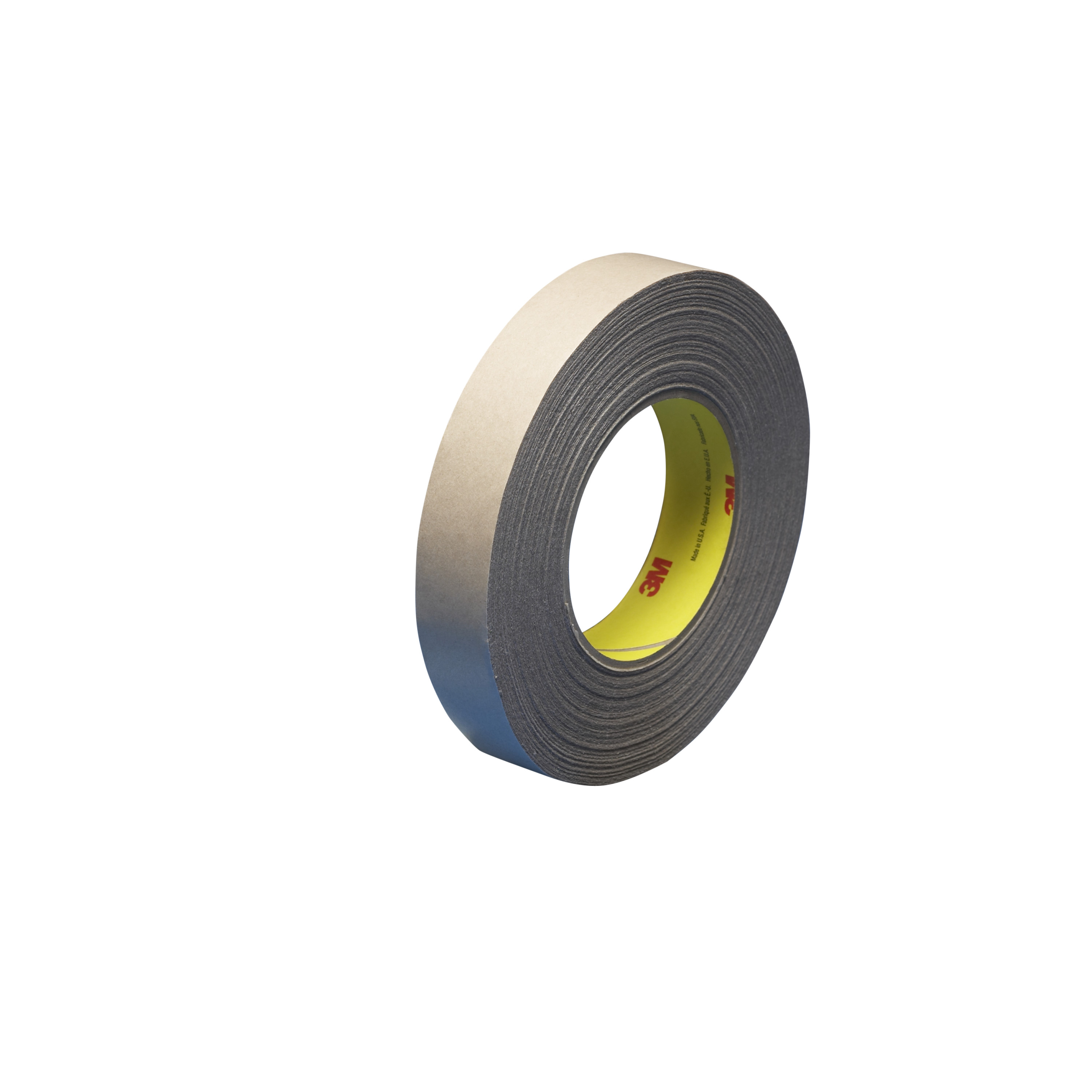 3M™ Double Coated Tape 9628B, Black, 2 mil, Roll, Config