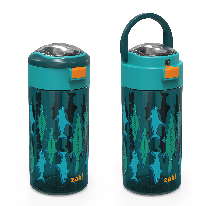 Genesis 18 ounce Water Bottles, Underwater, 2-piece set slideshow image 4
