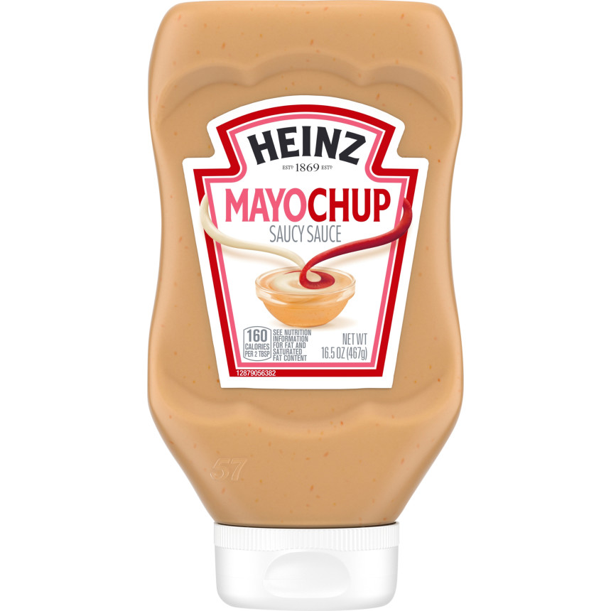 Heinz Mayochup, 16.5 oz Easy Squeeze Bottle image