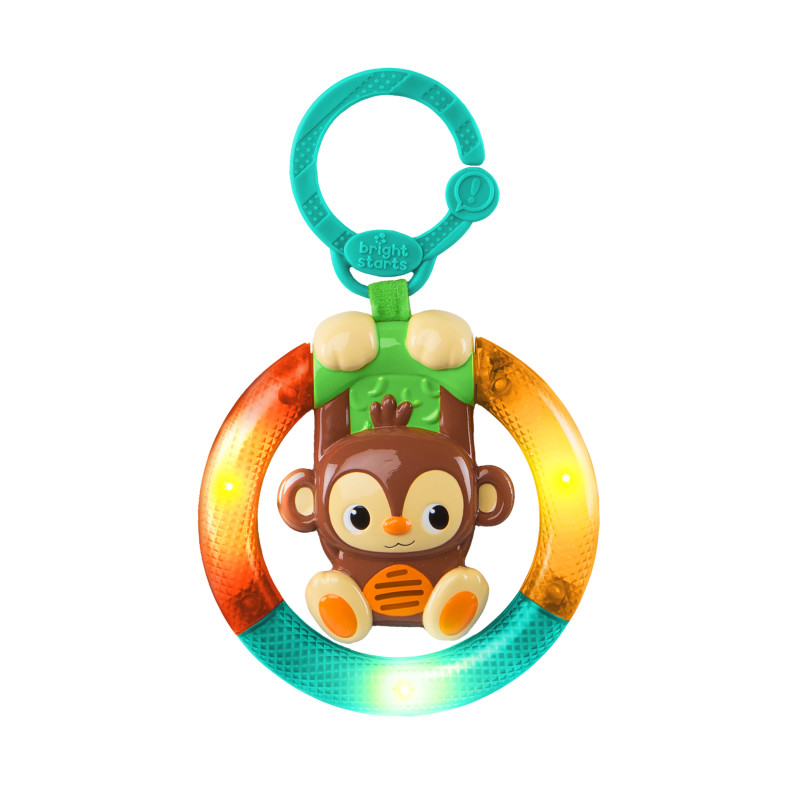 Shake & Glow Monkey™ Activity Toy