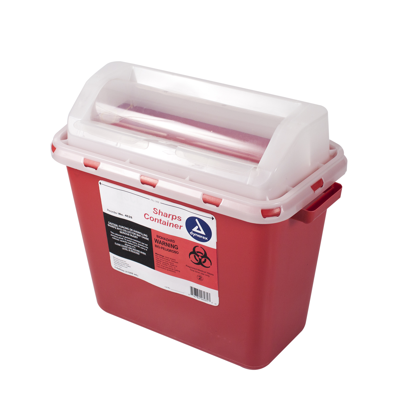Sharps Containers - 3gal.
