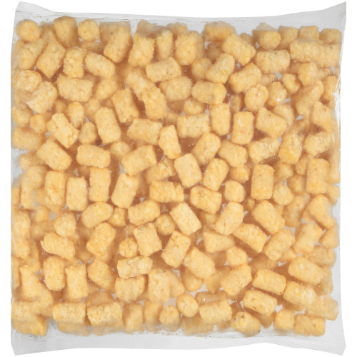 MADEIRA FARMS Frozen Reduced Sodium Tater Bites, 5 lb. Bag (Pack of 6)