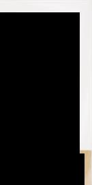 Bauhaus Shadowbox White 3/4