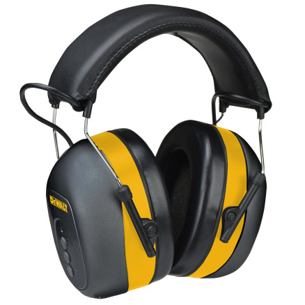 DEWALT Bluetooth Hearing Protector