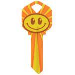 WacKey Smiley Face Key Blank