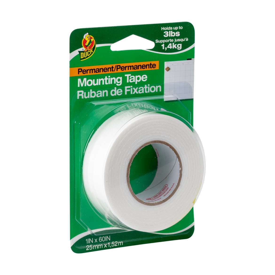 Permanent Mounting Tape Image