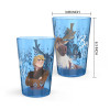 Disney Frozen 2 Movie Tumbler, Anna, Elsa and Friends, 4-piece set slideshow image 8