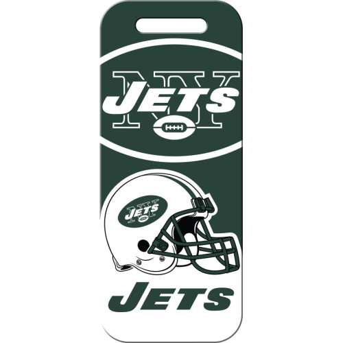 New York Jets Large Luggage Quick-Tag 5 Pack