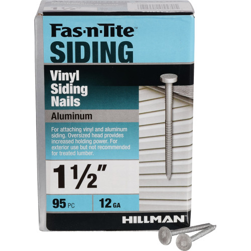 Aluminum Vinyl Siding Nails 4D