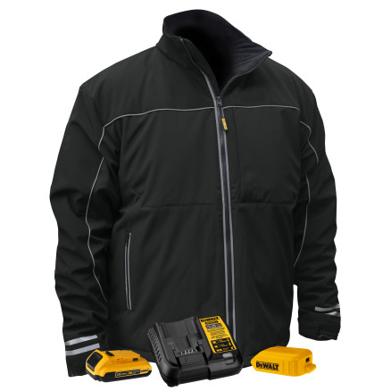 DEWALT® Unisex Heated Lightweight Soft Shell Jacket