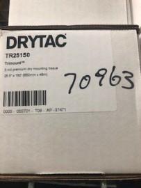 Drytac Trimount Tissue 25 1/2