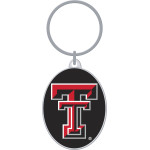 Texas Tech Key Ring
