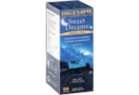 Sweet Dreams Herbal Tea - Case of 6 boxes- total of 168 tea bags