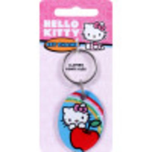 Blue Hello Kitty Key Chain