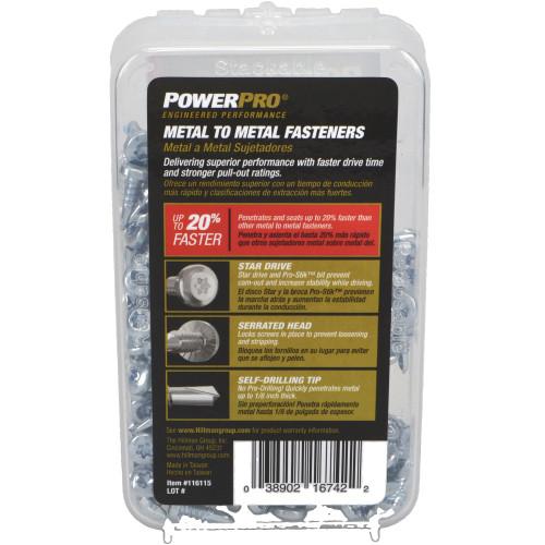 Power Pro Premium #8-32 x 1/2