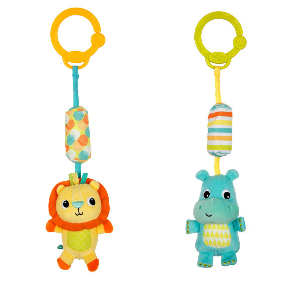 Chime Along Friends™ Take-Along Toys