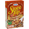 Kraft Stove Top Cranberry Stuffing Mix 6 oz Box