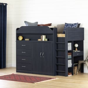 Ulysses - Loft Bed with Desk