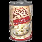 Potato Broccoli Cheese Soup