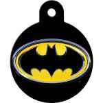 Batman 2014 Large Circle Quick-Tag
