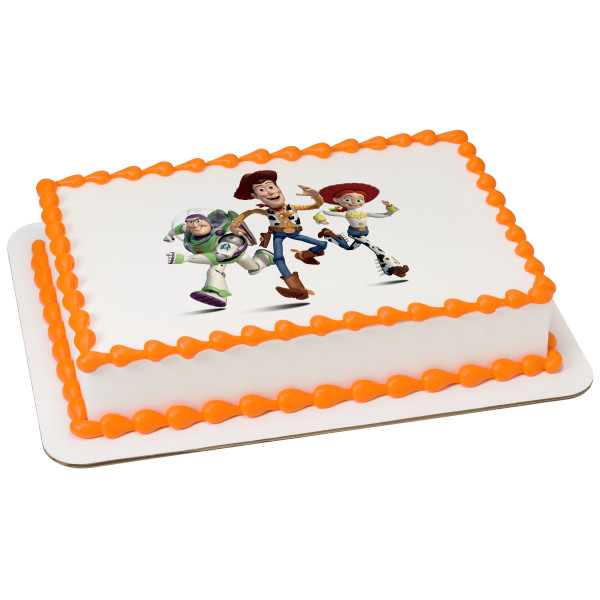 Disney/Pixar Toy Story It's Play Time! PhotoCake® Edible Image®
