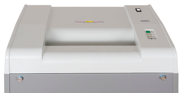 A Dahle High Capacity Shredder is just the tool to destroy large quantities of paper in a short amount of time.