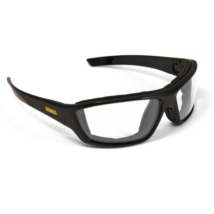 DEWALT DPG83 Converter™ Hardware Safety Glass/Goggle Hybrid