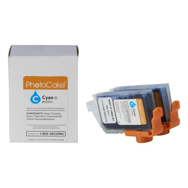 IP3500 Ink Cartridge, CLI-8-Cyan Cartridge PhotoCake® Ink
