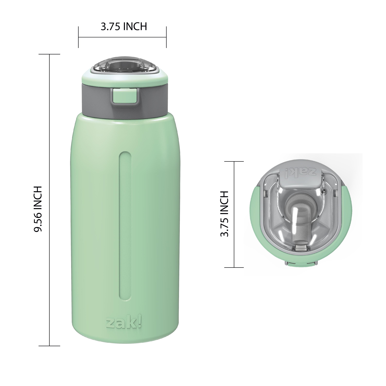 Genesis 32 ounce Stainless Steel Water Bottles, Neo Mint slideshow image 7