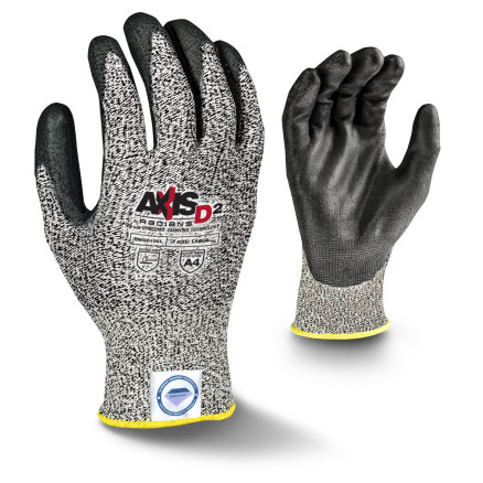 Radians RWGD106 AXIS D2™ Dyneema® Cut Protection Level A4 Glove