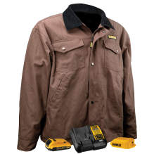 DEWALT® Men's Heated Barn Coat