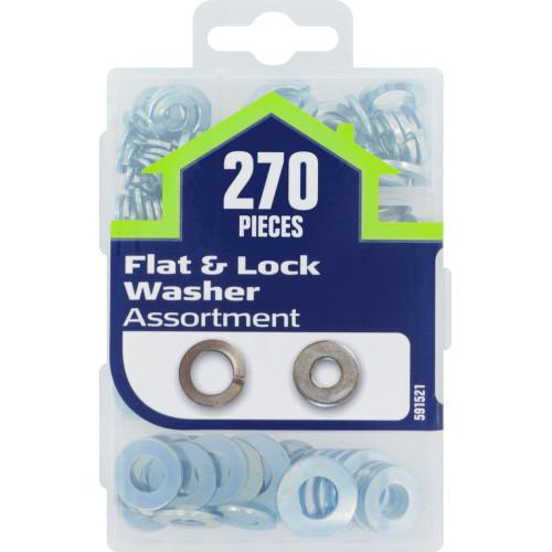 Flat and Lock Washers Kit Small