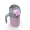 Aberdeen 20 ounce Vacuum Insulated Stainless Steel Tumbler, Lilac slideshow image 3