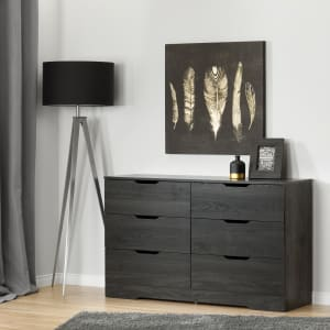 Holland - 6-Drawer Double Dresser