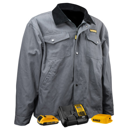DEWALT® Unisex Heated Barn Coat