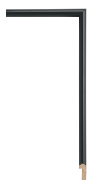 Black Reflections Black 5/8
