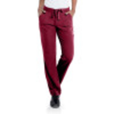 Urbane Ultimate 5 Pocket Scrub Pant for Women: Contemporary Slim Fit, Luxe Soft Stretch Fabric, 50/50 Waist, Medical Scrubs 9329-Urbane