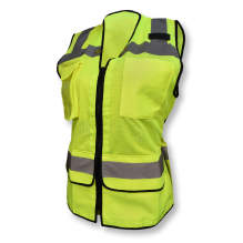 Radians SV59W Ladies Heavy Duty Surveyor Safety Vest