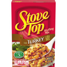 Stove Top Stuffing Mix Turkey, 6 oz Box
