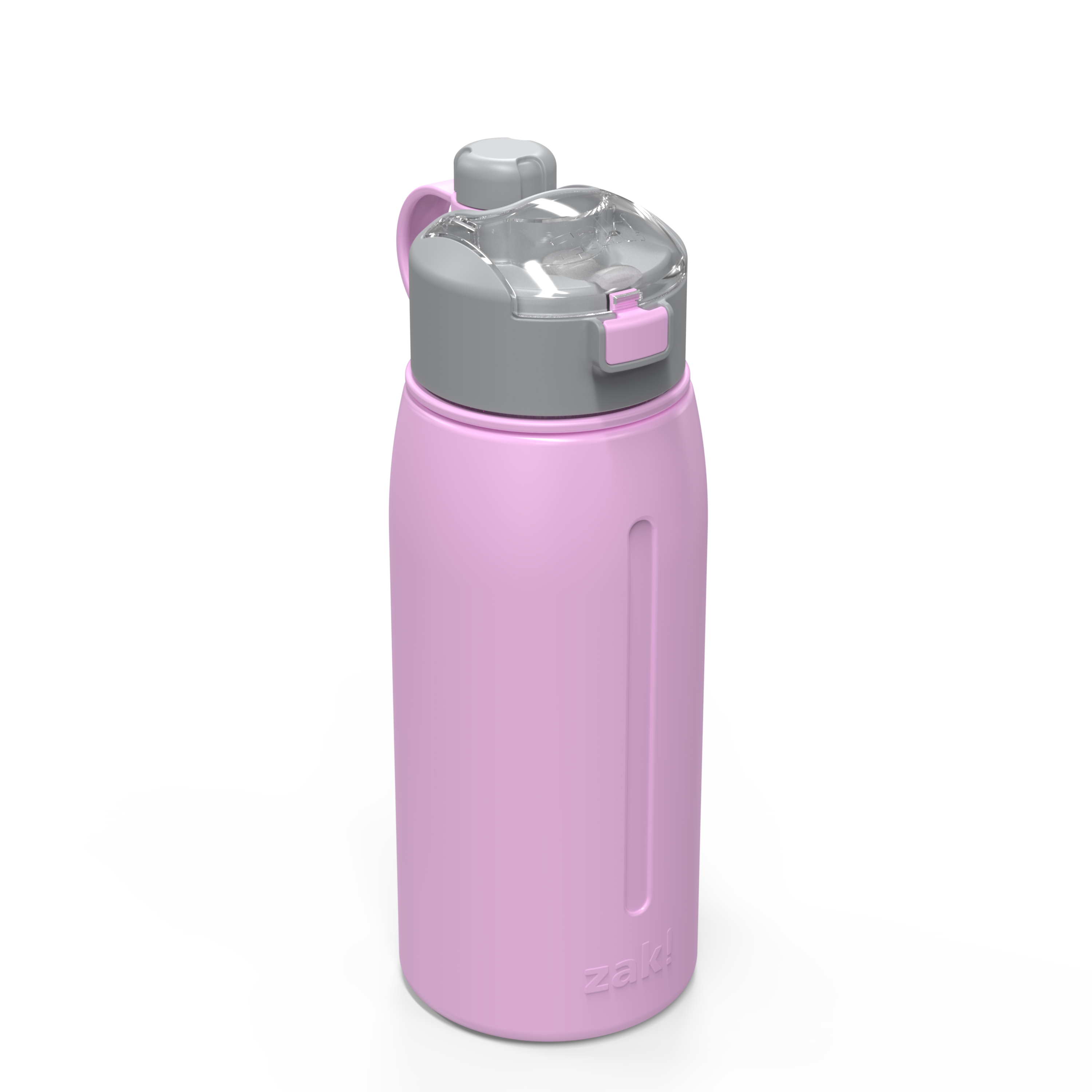 Genesis 24 ounce Vacuum Insulated Stainless Steel Tumbler, Lilac slideshow image 4