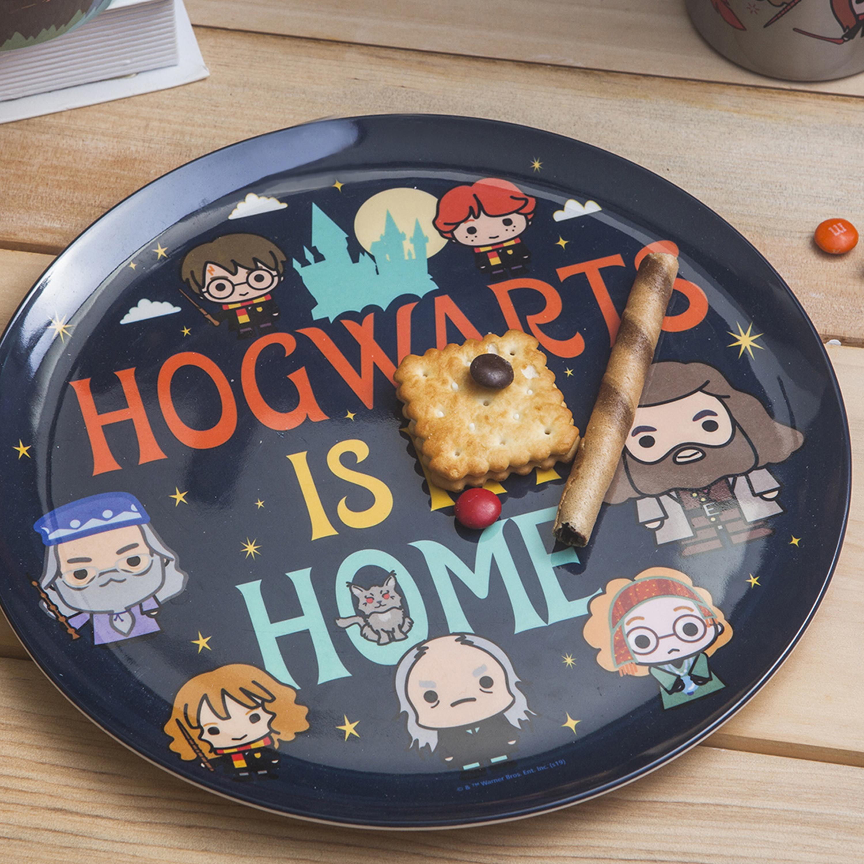 Harry Potter Dinnerware Set, Hogwarts is my Home, 2-piece set slideshow image 12