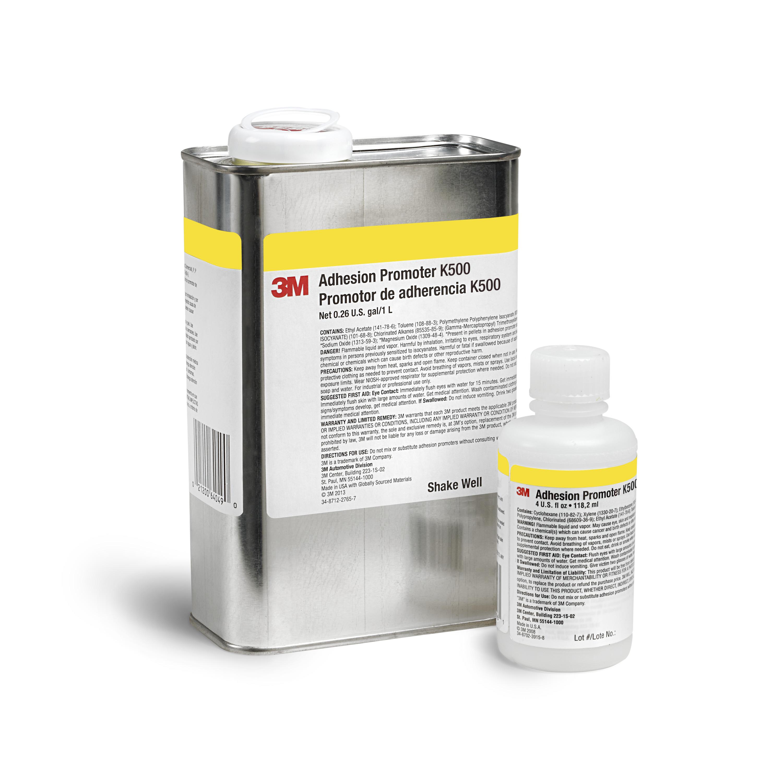 3M™ Adhesion Promoter K500, 4 oz, 24 Bottle/Case