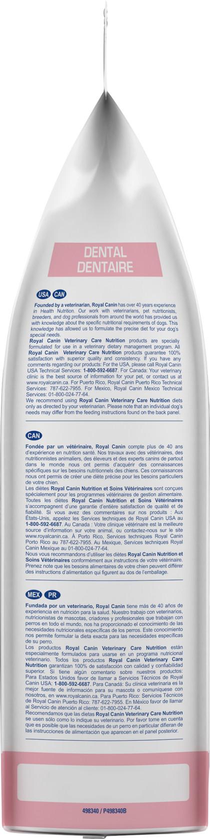 Royal Canin Veterinary Care Nutrition Canine Dental Dry Dog Food