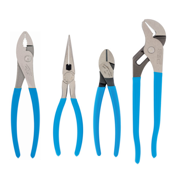 PC-2 4pc Pro's Choice Pliers Set