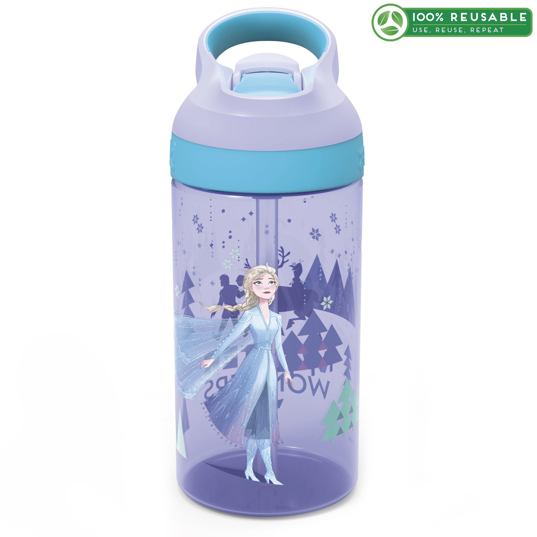 Disney Frozen 2 Movie 16 ounce Water Bottle, Princess Anna slideshow image 1