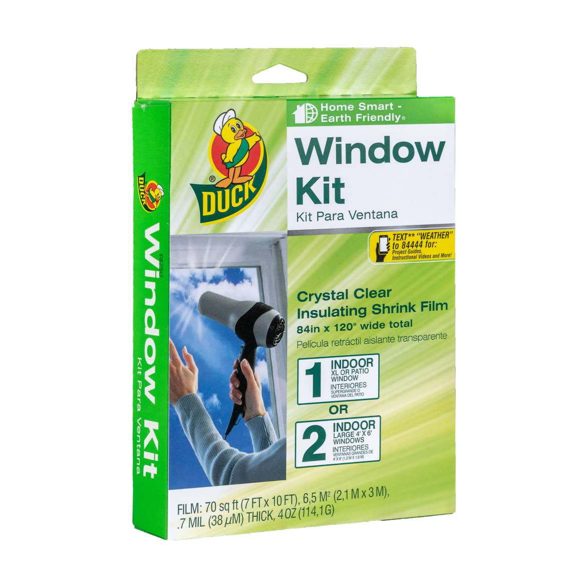 Shrink Film Window Insulation Kit Image