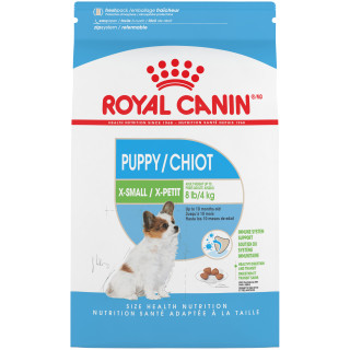 X-Small Puppy Dry Dog Food