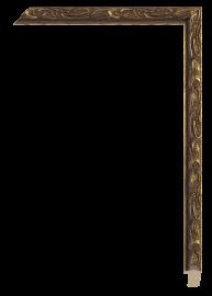 Allegra Antique Gold 5/8